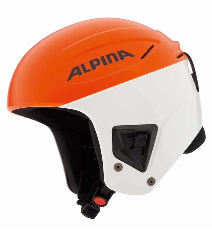 Alpina Downhill Comp FIS DINARDO SKIS WHEELS - Alpina helmets